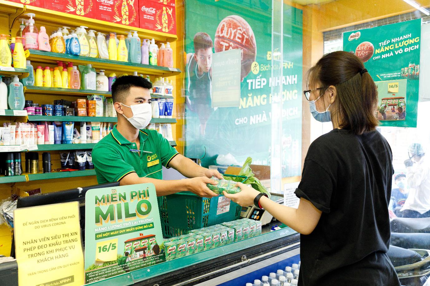 """MILO tặng 2 triệu hộp sữa tiếp thêm năng lượng cho trẻ hào hứng """"back to school"""" - Ảnh 1."""