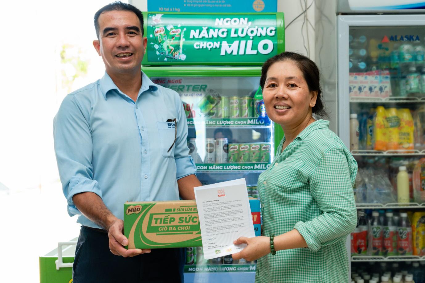 """MILO tặng 2 triệu hộp sữa tiếp thêm năng lượng cho trẻ hào hứng """"back to school"""" - Ảnh 4."""