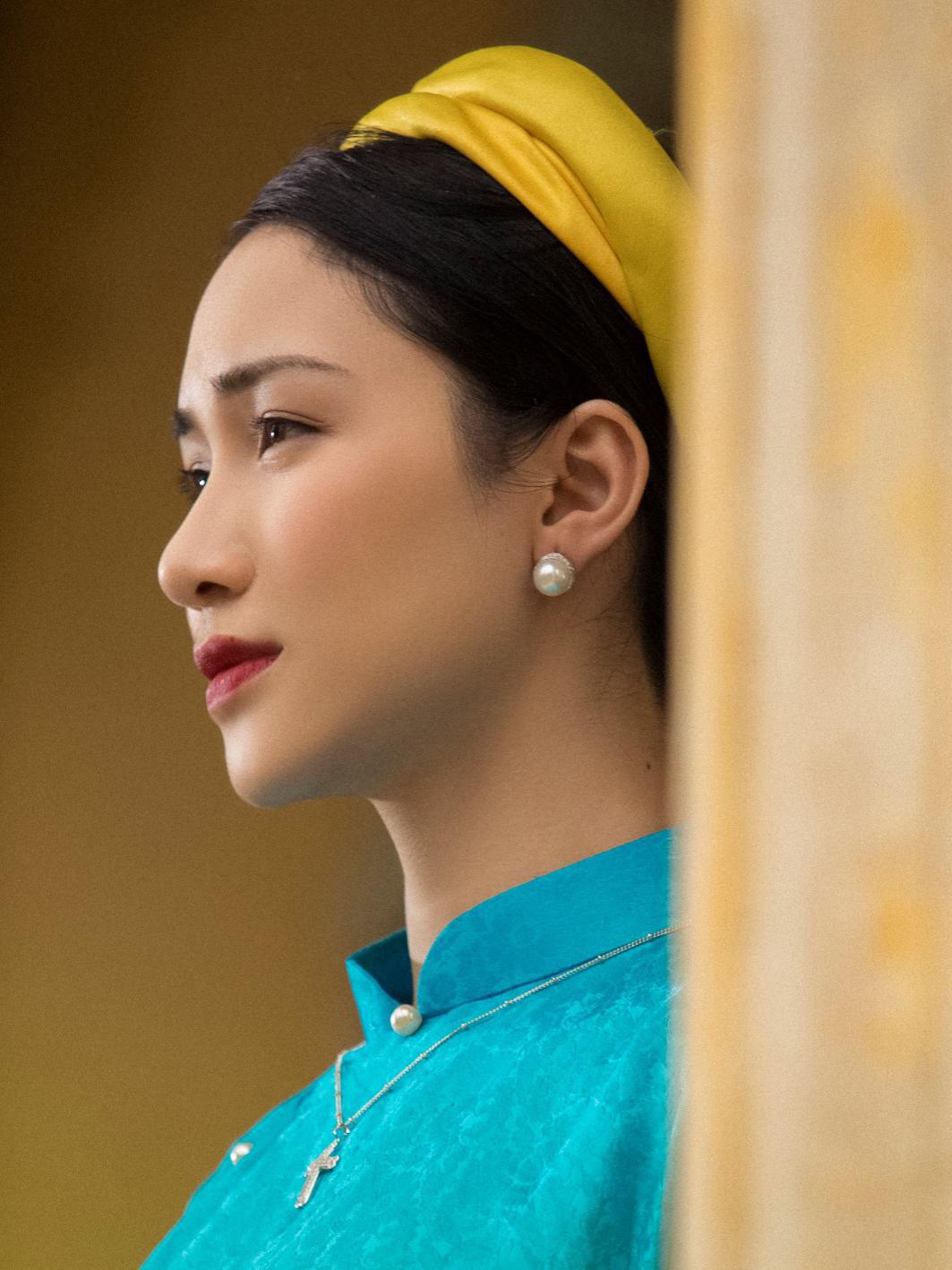 Hòa Minzy cùng PNJ tái hiện hình ảnh Nam Phương Hoàng Hậu trong MV mới - Ảnh 4.