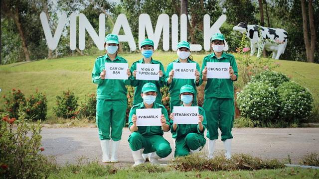 Vinamilk là một trong những nhà tuyển dụng hấp dẫn nhất đối với thế hệ trẻ - lực lượng lao động của tương lai - Ảnh 6.