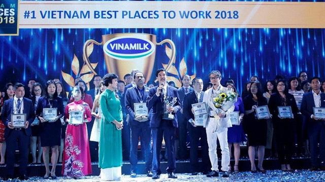Vinamilk là một trong những nhà tuyển dụng hấp dẫn nhất đối với thế hệ trẻ - lực lượng lao động của tương lai - Ảnh 7.