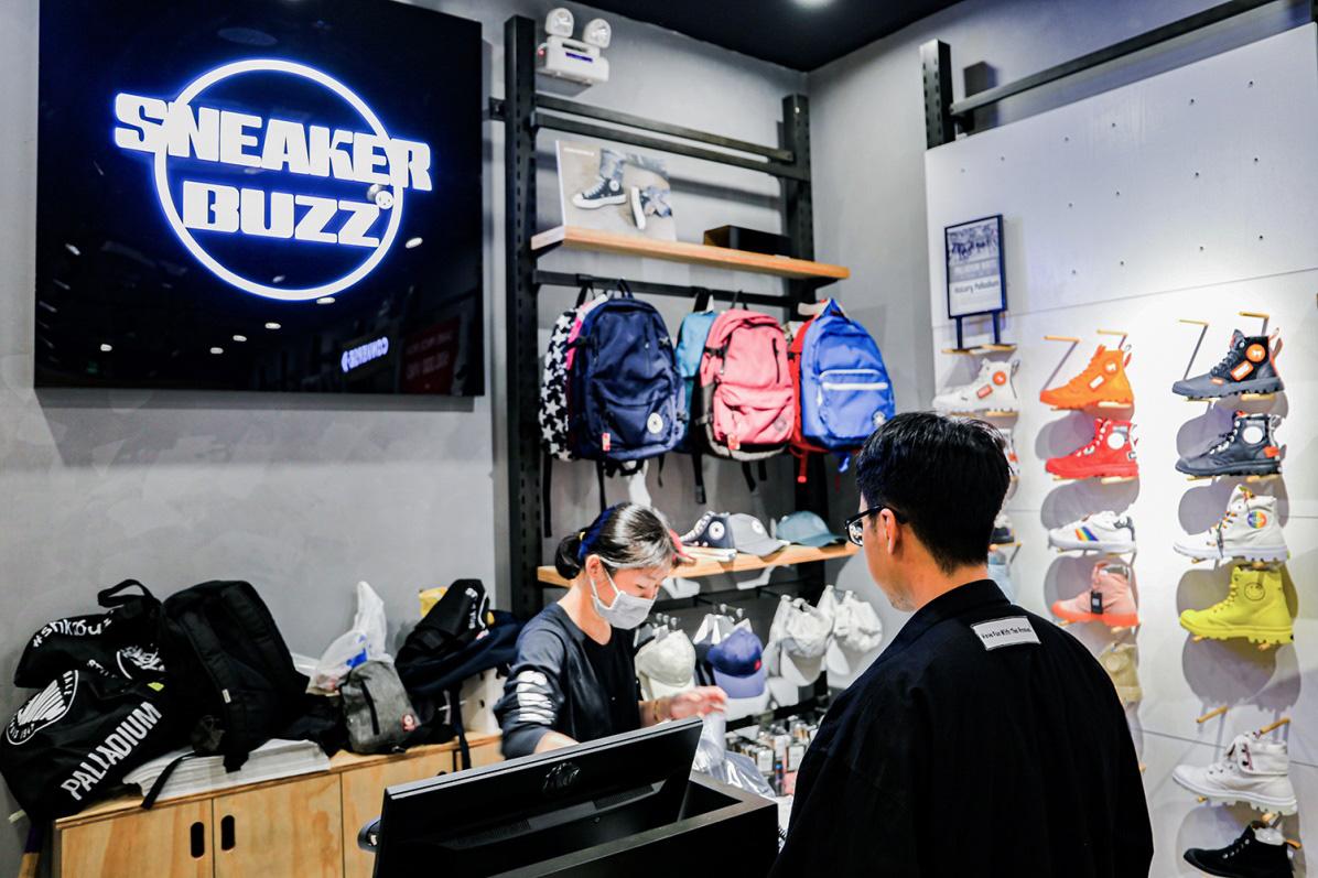 Sneaker Buzz tưng bừng khai trương nhà mới tại Estella Place - Ảnh 5.