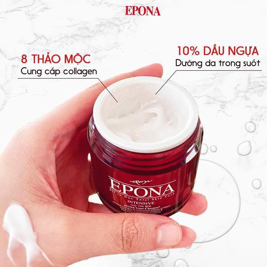 Cộng đồng mạng đua nhau review lọ kem dưỡng trắng chống lão hóa Epona Cream all in one, liệu có hiệu quả như lời đồn? - Ảnh 9.