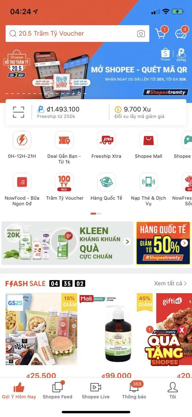 Scan&Pay, tính năng thanh toán nhanh tại điểm bán từ Shopee - Ảnh 3.