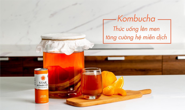 Giải mã công dụng sức khỏe của Kombucha – thức uống được loạt sao Hollywood yêu thích - Ảnh 4.
