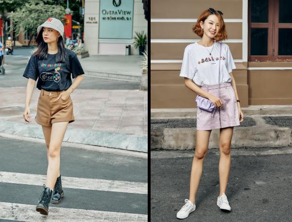 Street style hội mặc đẹp hè này: Diện toàn áo phông basic nhưng ai mix đồ cũng chuẩn xịn nhờ những thiết kế UT đình đám từ UNIQLO - Ảnh 1.