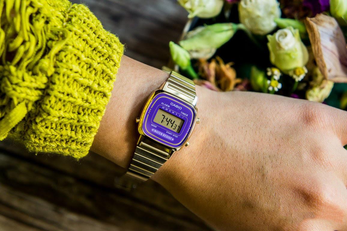 Những mẫu đồng hồ Casio Vintage đình đám hiện nay - Ảnh 1.