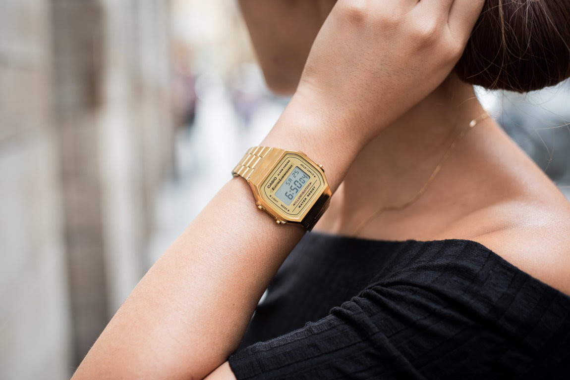 Những mẫu đồng hồ Casio Vintage đình đám hiện nay - Ảnh 2.