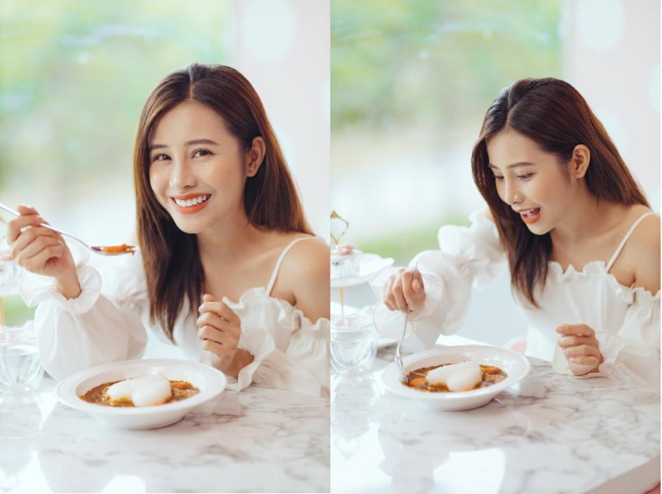 """Cùng Miss Teen Phương Dung thưởng thức cơm cà ri Nhật ở """"Harajuku"""" - Ảnh 1."""