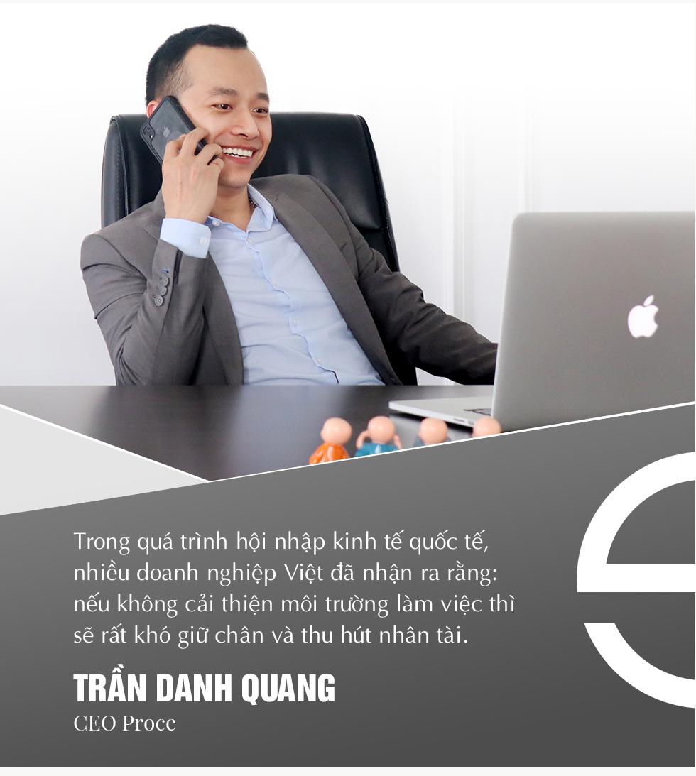 CEO Proce: Khi văn phòng không đơn thuần chỉ là không gian làm việc mà còn là nơi thể hiện chiến lược thu hút nhân tài - Ảnh 7.