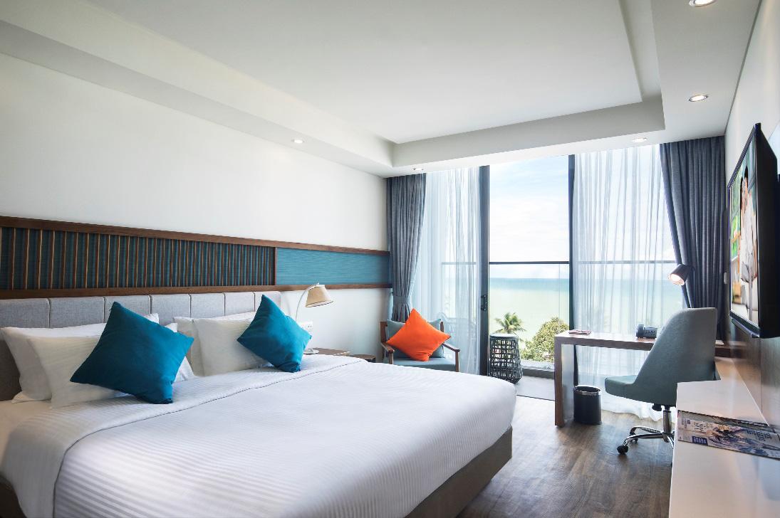 Rủ nhau check in khu căn hộ khách sạn 5 sao siêu sang giá siêu hời - Ảnh 1.