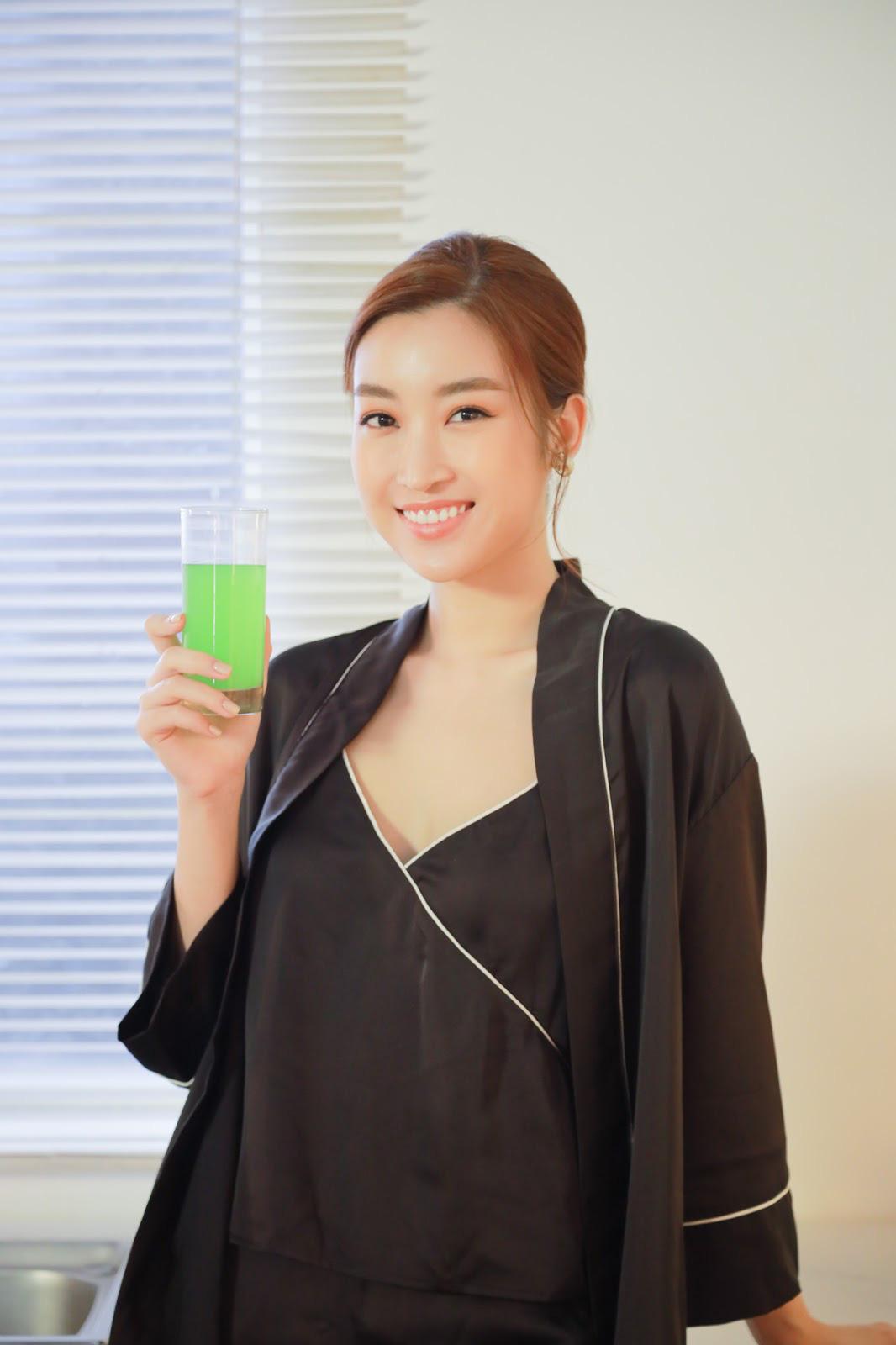 """Bật mí bí quyết giữ dáng """"chuẩn hoa hậu"""" của Đỗ Mỹ Linh - Ảnh 5."""