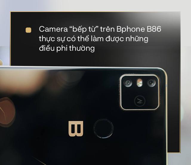 Đánh giá chi tiết Bphone B86: Đã đạt độ CHẤT cần có - Ảnh 8.