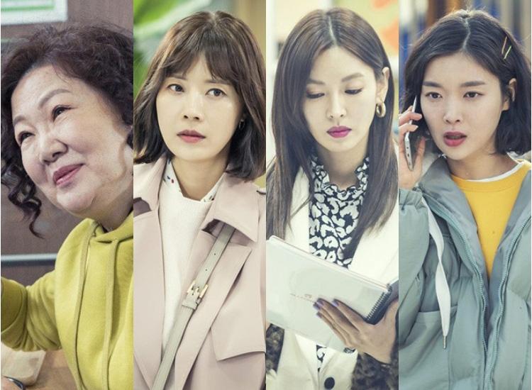 """Phim của """"Bà mẹ quốc dân"""" Hàn Quốc đạt rating siêu khủng lên sóng VTV3 - Ảnh 2."""