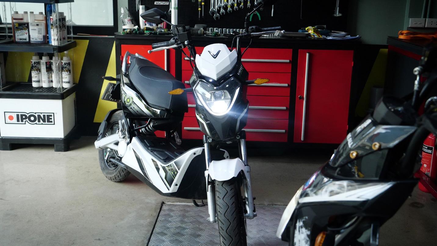 Xe máy điện VinFast Impes: Chất lượng vượt trội, giá chưa tới 15 triệu đồng - Ảnh 1.