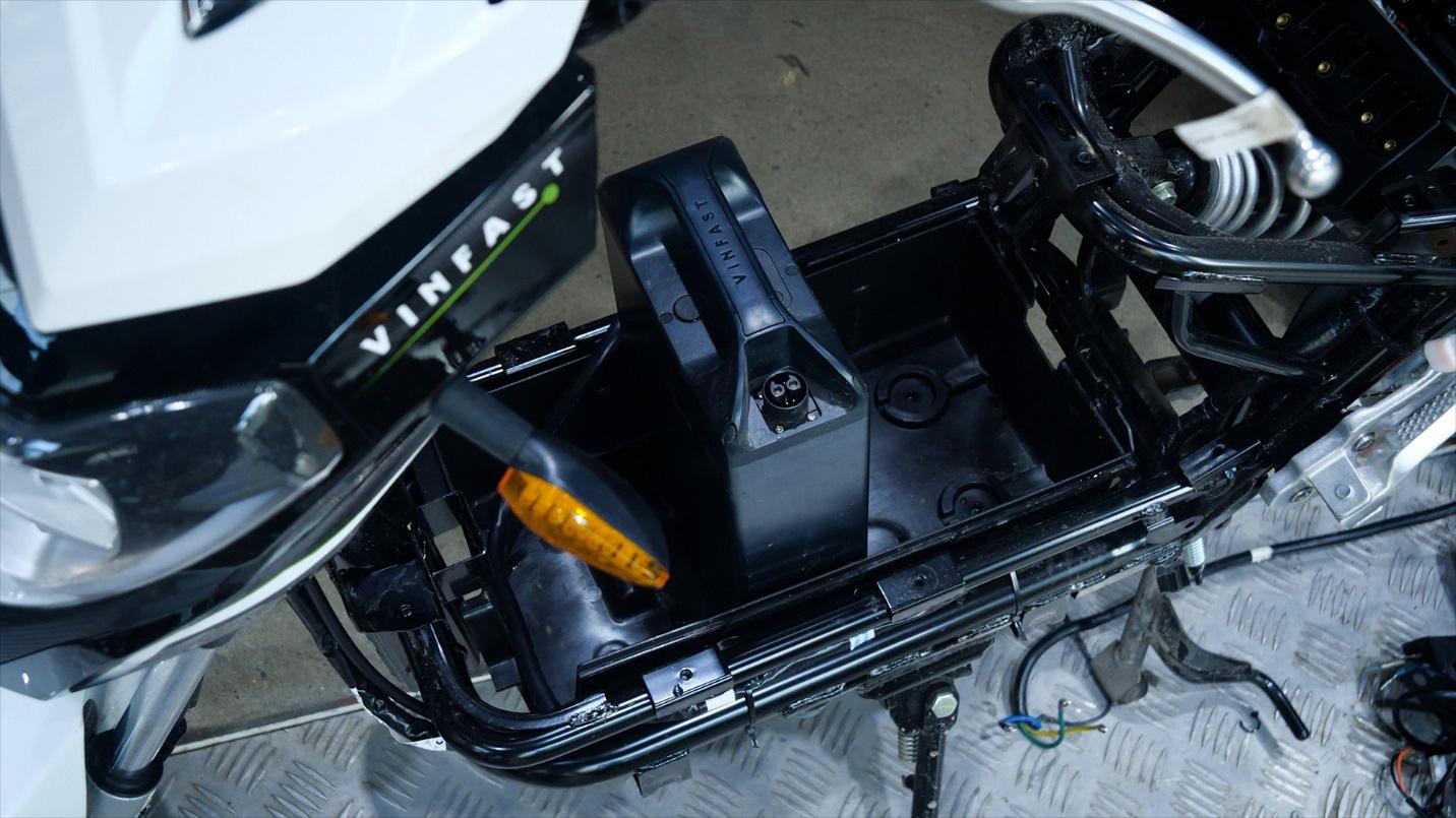 Xe máy điện VinFast Impes: Chất lượng vượt trội, giá chưa tới 15 triệu đồng - Ảnh 3.