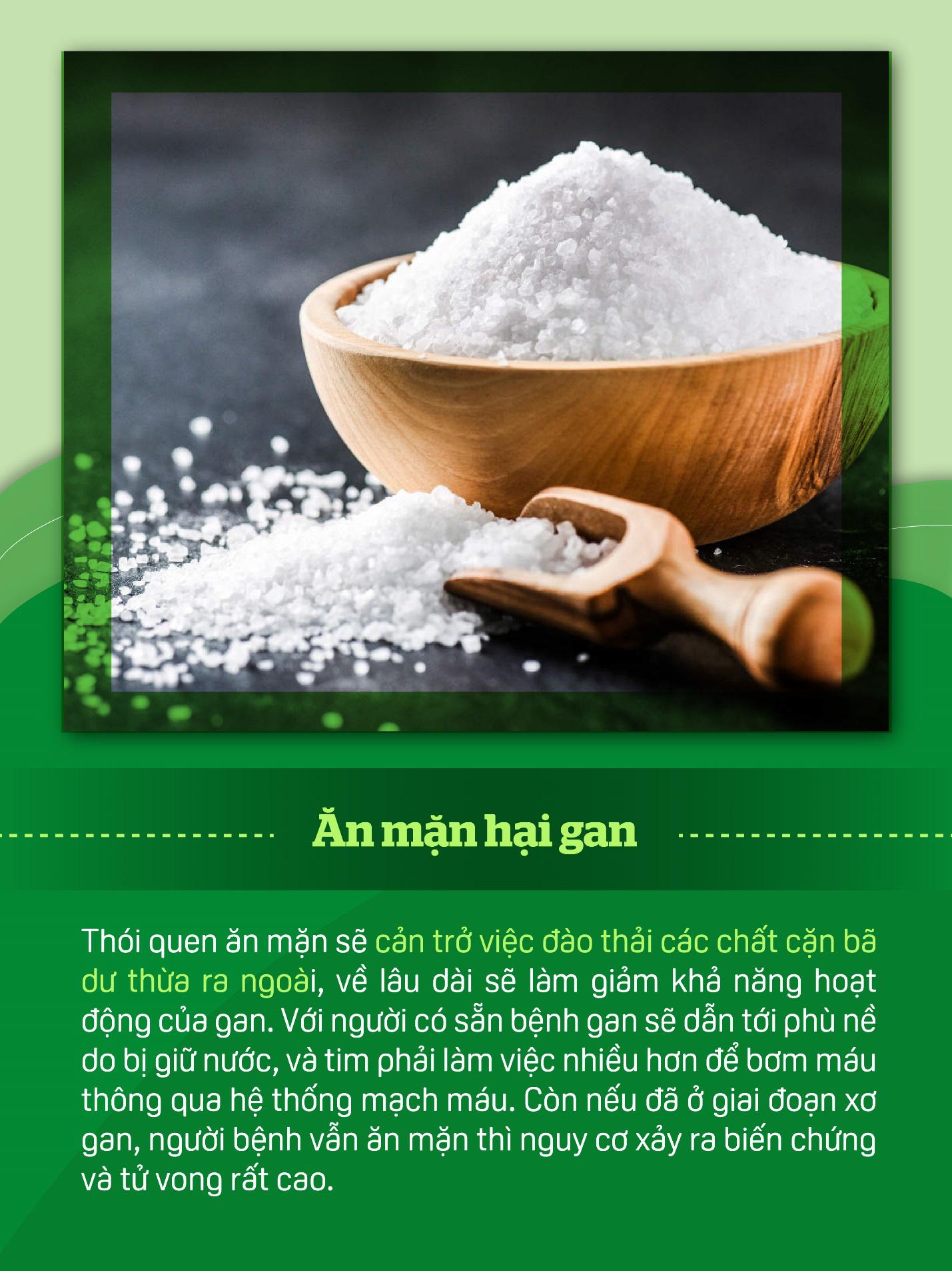 Nấu ăn mùa nắng nóng nhớ hạn chế những thực phẩm này để bảo vệ gan - Ảnh 7.
