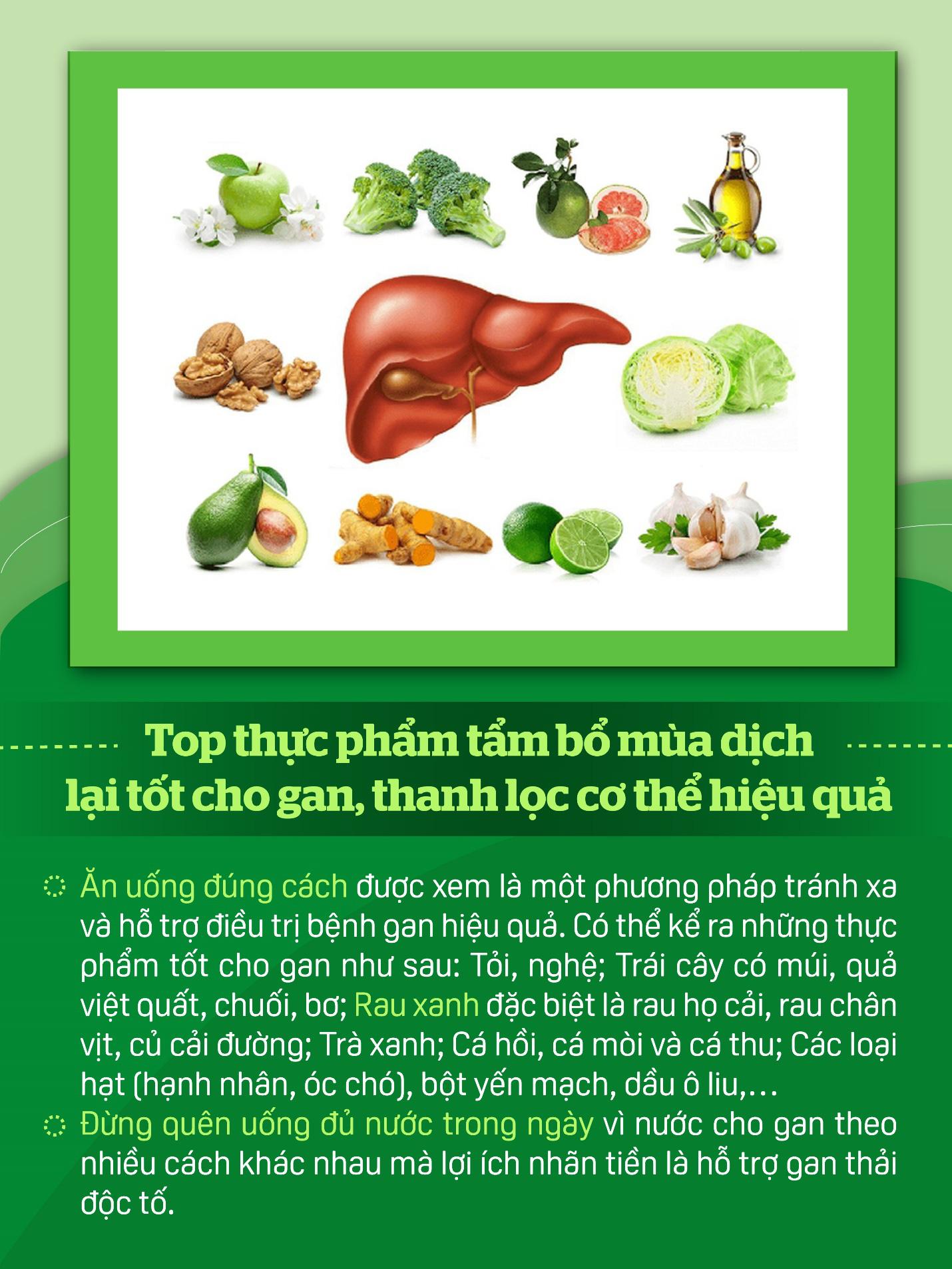 Nấu ăn mùa nắng nóng nhớ hạn chế những thực phẩm này để bảo vệ gan - Ảnh 8.