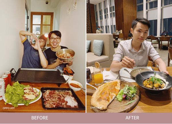 """Cuộc sống trước và sau """"giãn cách xã hội khác biệt thế nào qua ống kính của giới trẻ - ảnh 4"""