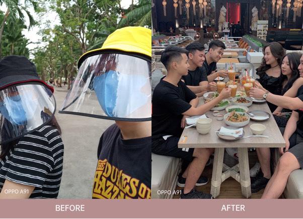 """Cuộc sống trước và sau """"giãn cách xã hội khác biệt thế nào qua ống kính của giới trẻ - ảnh 5"""