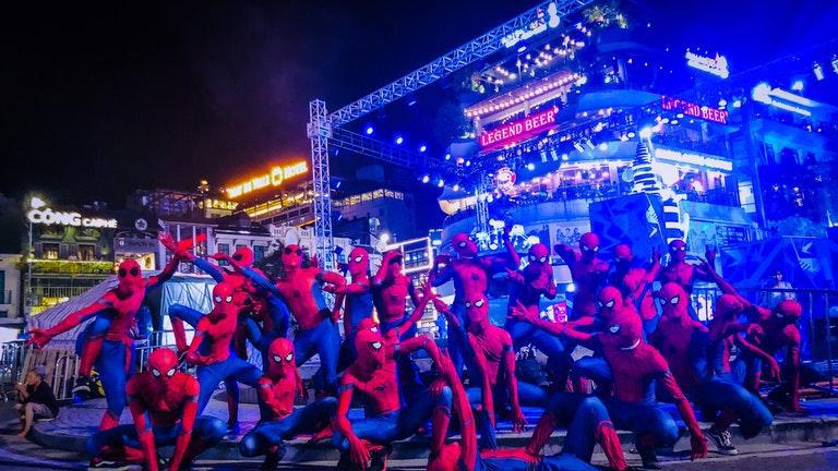 Mọt phim Netlix sẽ như được sống lại với bộ phim Phi Vụ Triệu Đô khi xem phiên bản dance cực xịn đến từ BCA Dance Group - Ảnh 9.