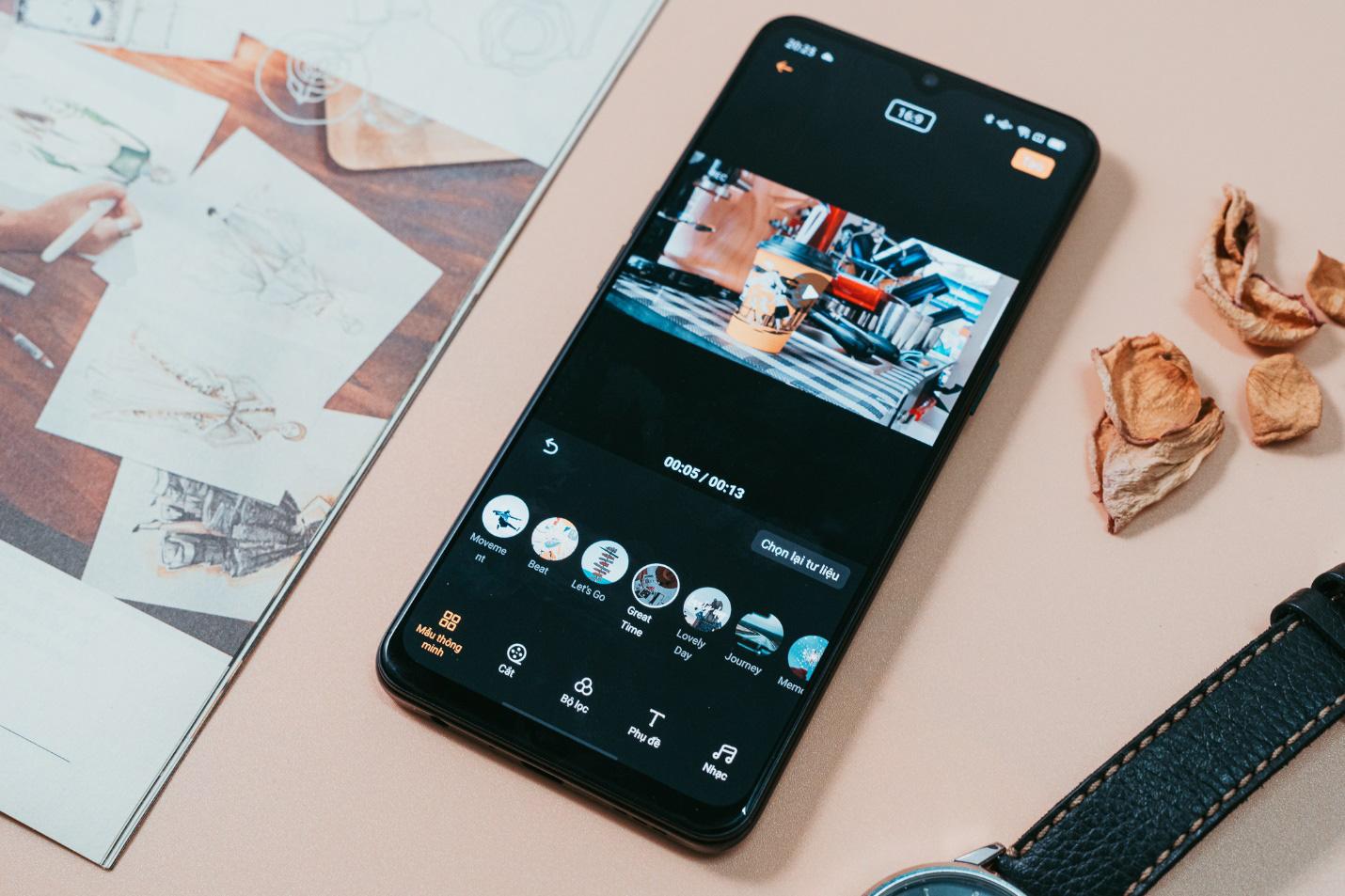 Bí kíp để có đoạn video siêu đỉnh chỉ bằng 1 chiếc điện thoại - Ảnh 6.