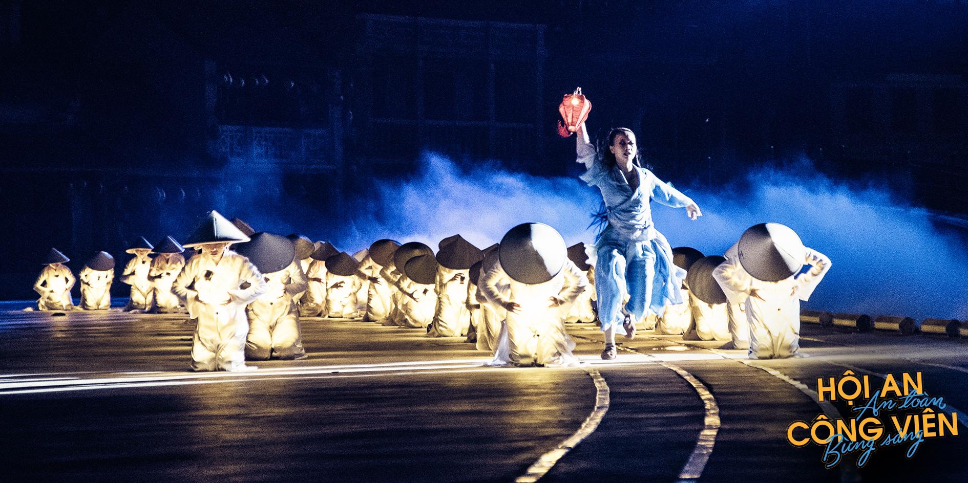 Chơi thật vui, show quá đã: ngày 1/6, vào cửa tự do chương trình biểu diễn thực cảnh Ký Ức Hội An và Công viên Ấn tượng Hội An - Ảnh 3.