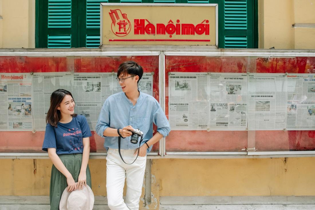 """Phố phường Hà Nội có cực nhiều tọa độ """"hot"""" nhưng UNIQLO Phạm Ngọc Thạch cũng vừa góp vui thêm một góc cực """"độc bạn đã biết chưa? - Ảnh 4."""