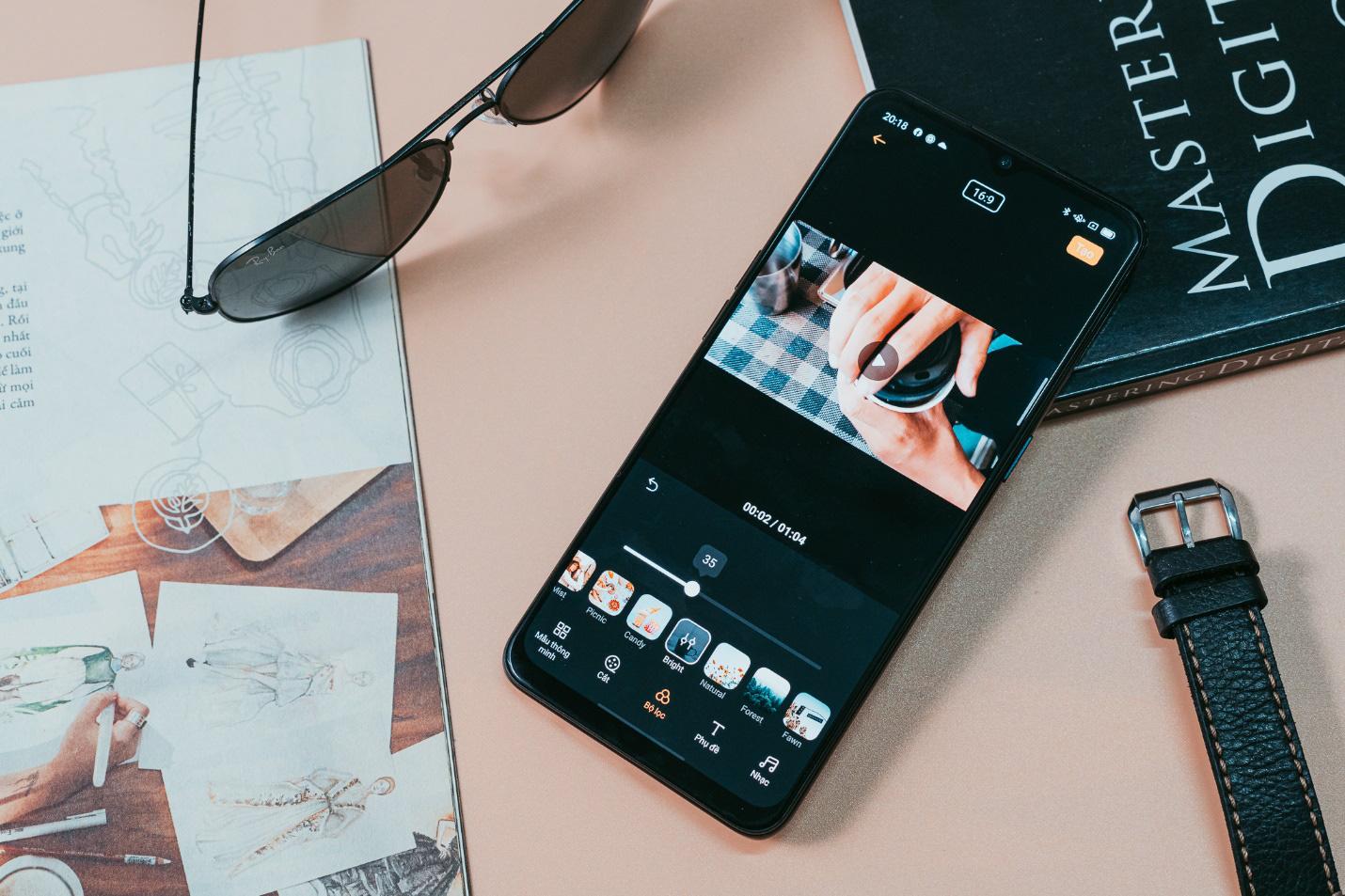 Bí kíp để có đoạn video siêu đỉnh chỉ bằng 1 chiếc điện thoại - Ảnh 8.