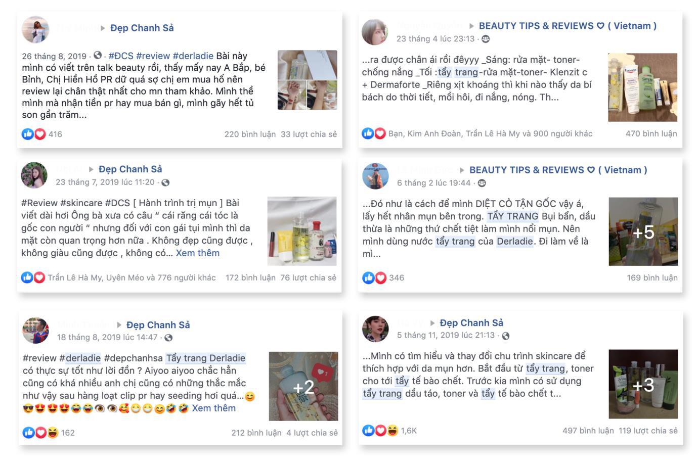 Review tẩy trang được các sao Việt yêu thích – Võ Hoàng Yến chấm điểm 10 cho Derladie - Ảnh 7.