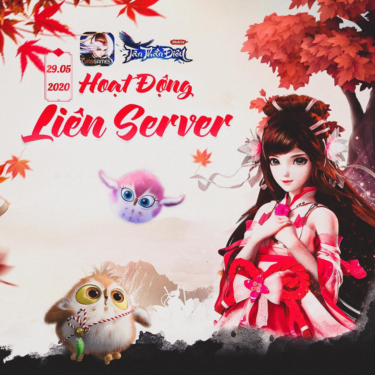 """Game thủ Tân Thần Điêu VNG được kết hôn, """"quẩy"""" Liên server và chơi môn phái mới Độc Cô từ ngày 29/5 - Ảnh 2."""