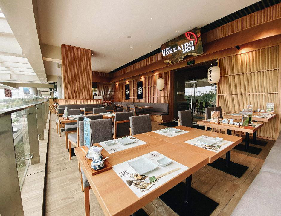 Không gian kiến trúc, ẩm thực đậm chất Nhật và những điều phải trải nghiệm tại Sushi Hokkaido Sachi ở Quận 2 - Ảnh 1.
