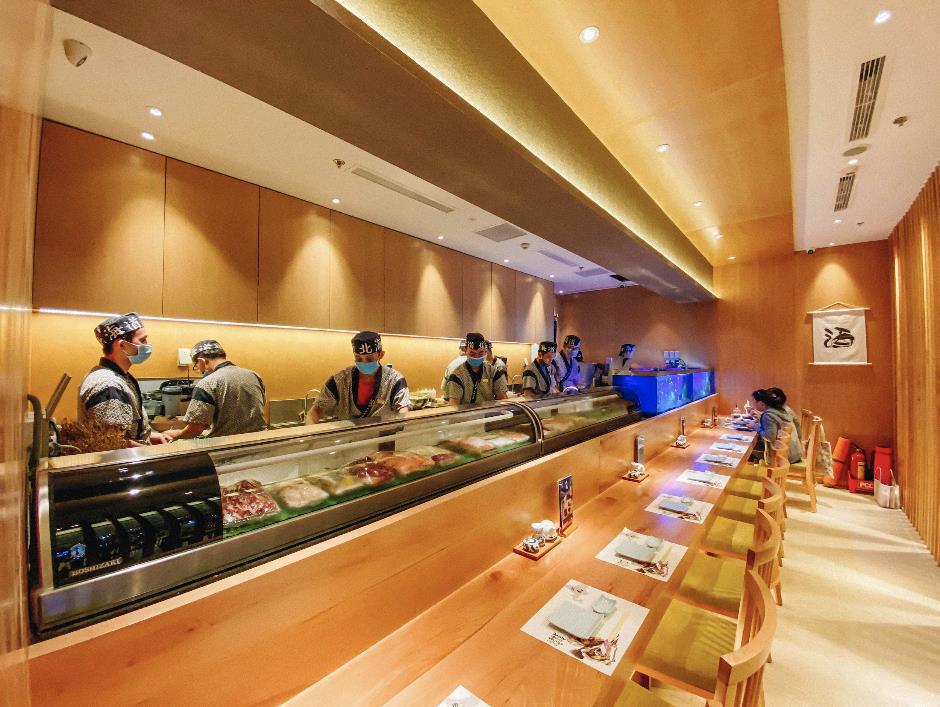 Không gian kiến trúc, ẩm thực đậm chất Nhật và những điều phải trải nghiệm tại Sushi Hokkaido Sachi ở Quận 2 - Ảnh 3.