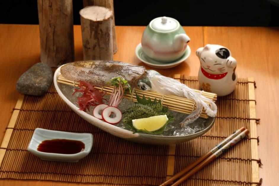 Không gian kiến trúc, ẩm thực đậm chất Nhật và những điều phải trải nghiệm tại Sushi Hokkaido Sachi ở Quận 2 - Ảnh 4.