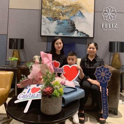 CapitaLand và Thiên Đức bàn giao căn hộ Feliz en Vista cho người mua nhà - Ảnh 2.