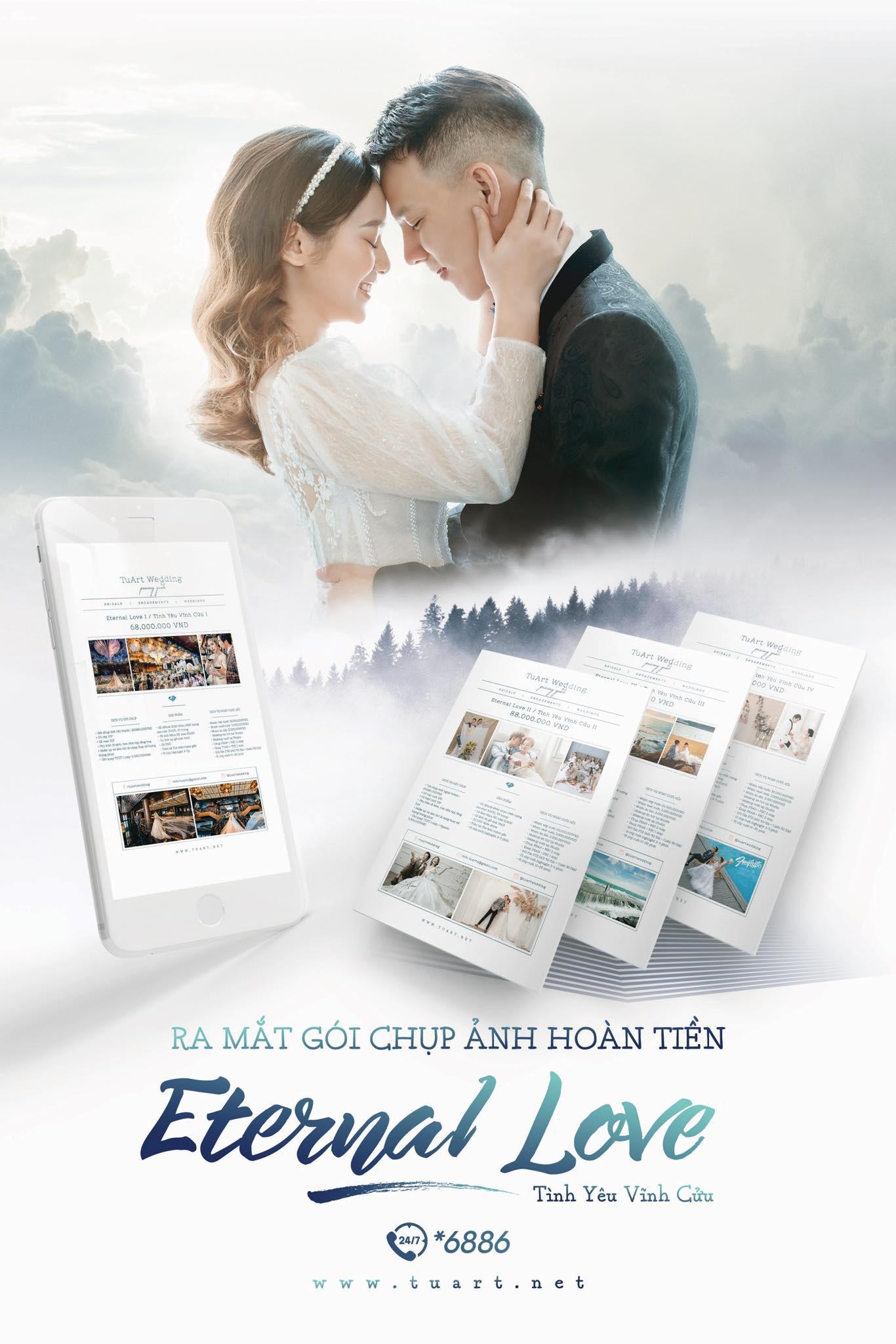 Shock: Dịch vụ chụp ảnh cưới tại Việt Nam hoàn tiền 100% gói chụp với trị giá lên tới 118 triệu đồng - Ảnh 3.