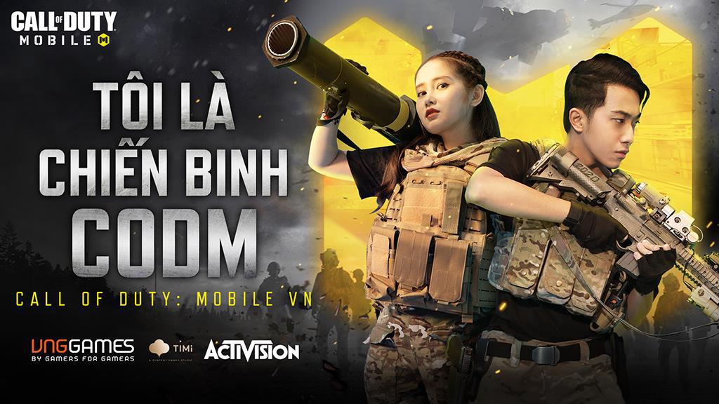 Tôi là chiến binh CODM – cuộc thi có tổng giải thưởng lên đến 200 triệu VND tiền mặt và nhiều phần quà độc đáo - Ảnh 1.