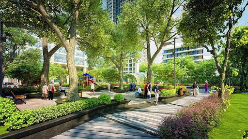 Harmony Square hiện thực hóa ước mơ về một chốn bình yên giữa lòng đô thị - Ảnh 1.
