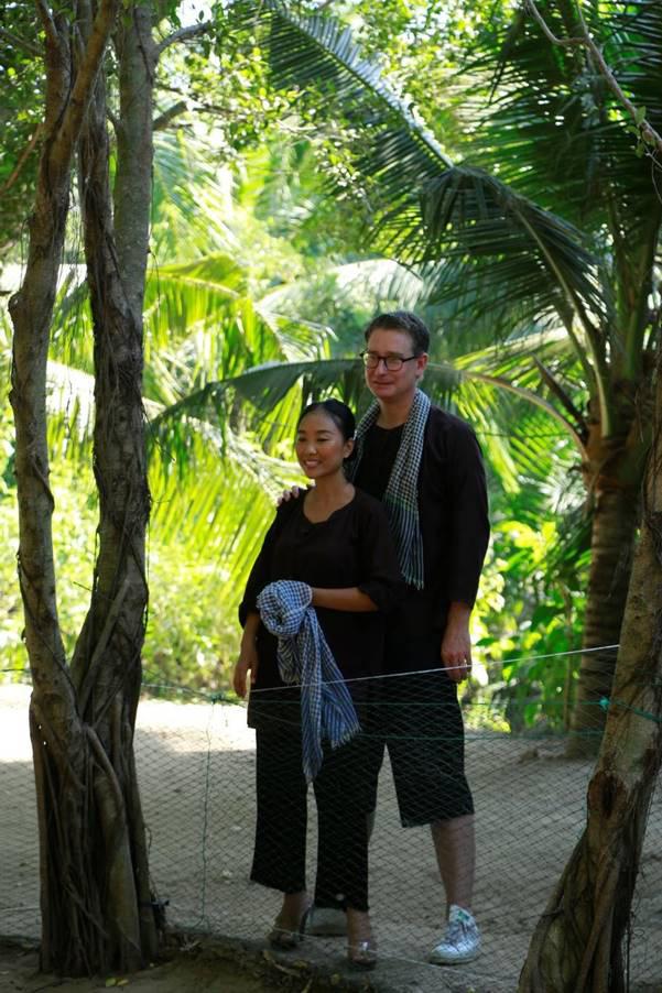 Trang Lou - Tùng Sơn cùng con đối diện với nỗi sợ bác sĩ trong Thử Thách Lớn Khôn - Ảnh 9.