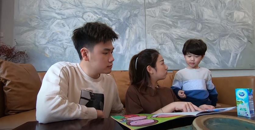 Trang Lou - Tùng Sơn cùng con đối diện với nỗi sợ bác sĩ trong Thử Thách Lớn Khôn - Ảnh 1.