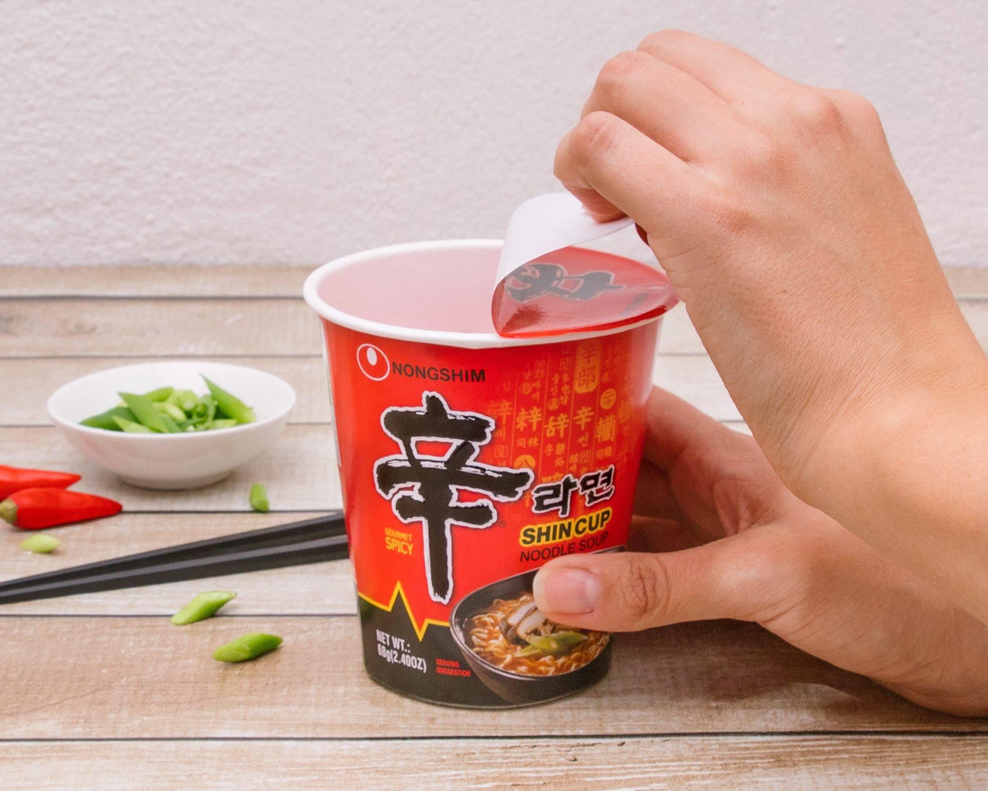 Nhã Phương chính thức là Đại sứ thương hiệu nước ngoài đầu tiên của nhãn hàng Nongshim - Ảnh 2.