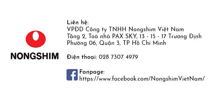 Nhã Phương chính thức là Đại sứ thương hiệu nước ngoài đầu tiên của nhãn hàng Nongshim - Ảnh 4.