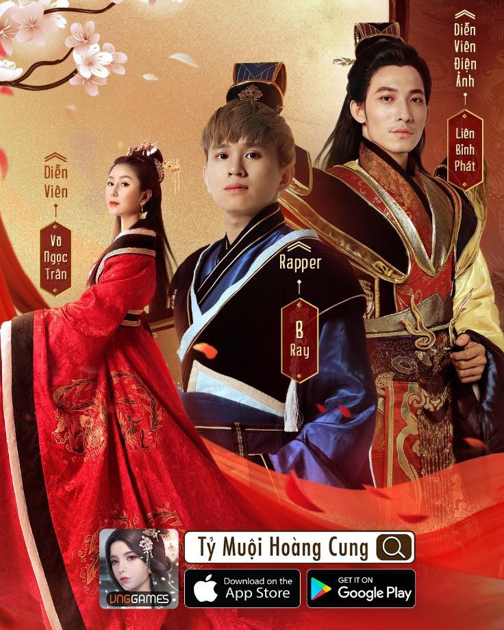 chơi Tỷ Muội Hoàng Cung – game Cung Đấu Ngôn Tình Photo-1-1591784964704636380562