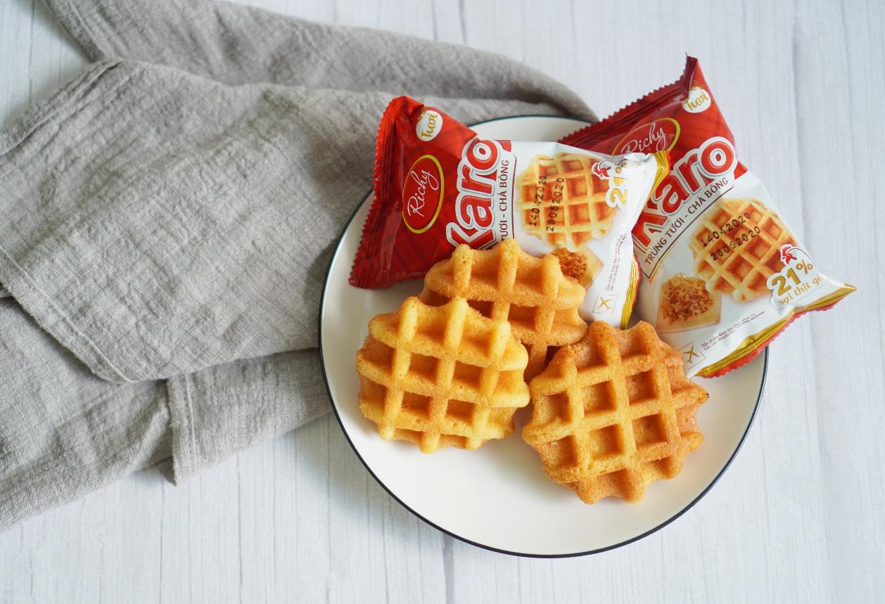 Bánh Karo trứng tươi chà bông – Lựa chọn hàng đầu của người tiêu dùng - Ảnh 1.