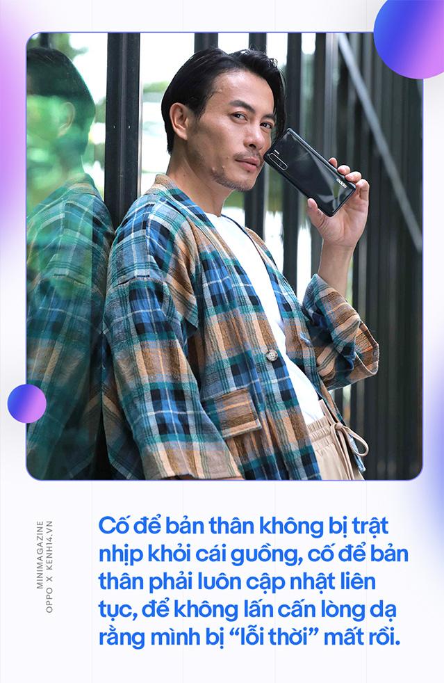 NTK Trương Thanh Long: Tôi làm đa nghề vì luôn muốn tìm kiếm sự khác biệt về phong cách - Ảnh 4.