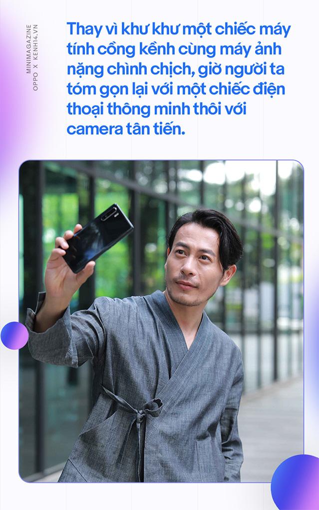 NTK Trương Thanh Long: Tôi làm đa nghề vì luôn muốn tìm kiếm sự khác biệt về phong cách - Ảnh 12.