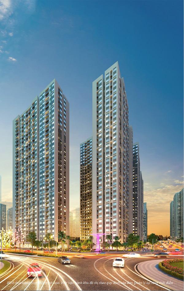 Mở bán tòa S4.02 phân khu Sapphire Parkville – Trung tâm dự án Vinhomes Smart City - Ảnh 3.