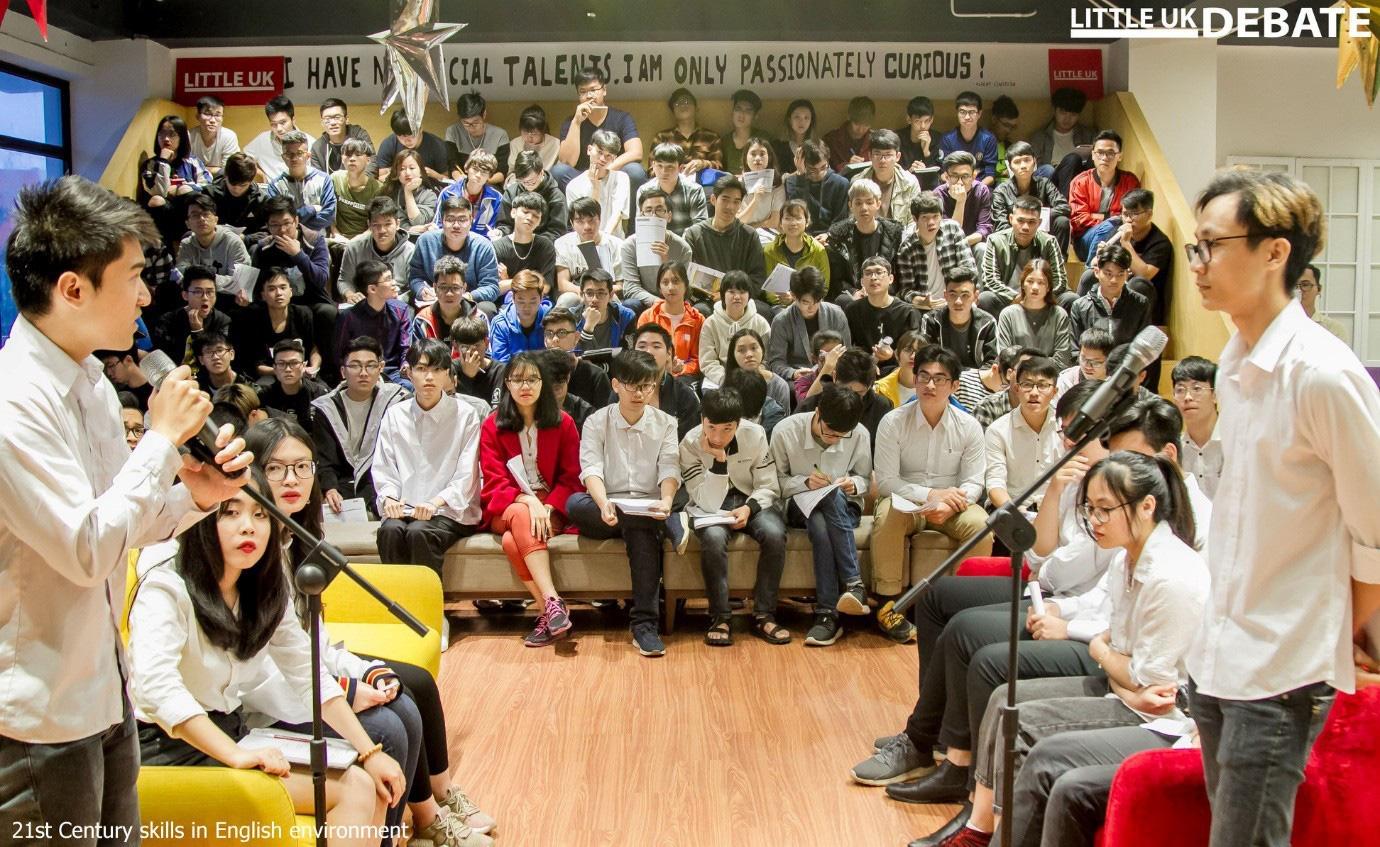 Khuôn viên thơ mộng như trời Âu của ngôi trường chính hãng Made in Vietnam - Ảnh 8.