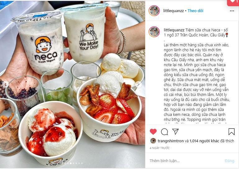Vũ trụ sữa chua mới xuất hiện thêm món mới, theo chân hội Food reviewer đi thử thôi! - Ảnh 1.