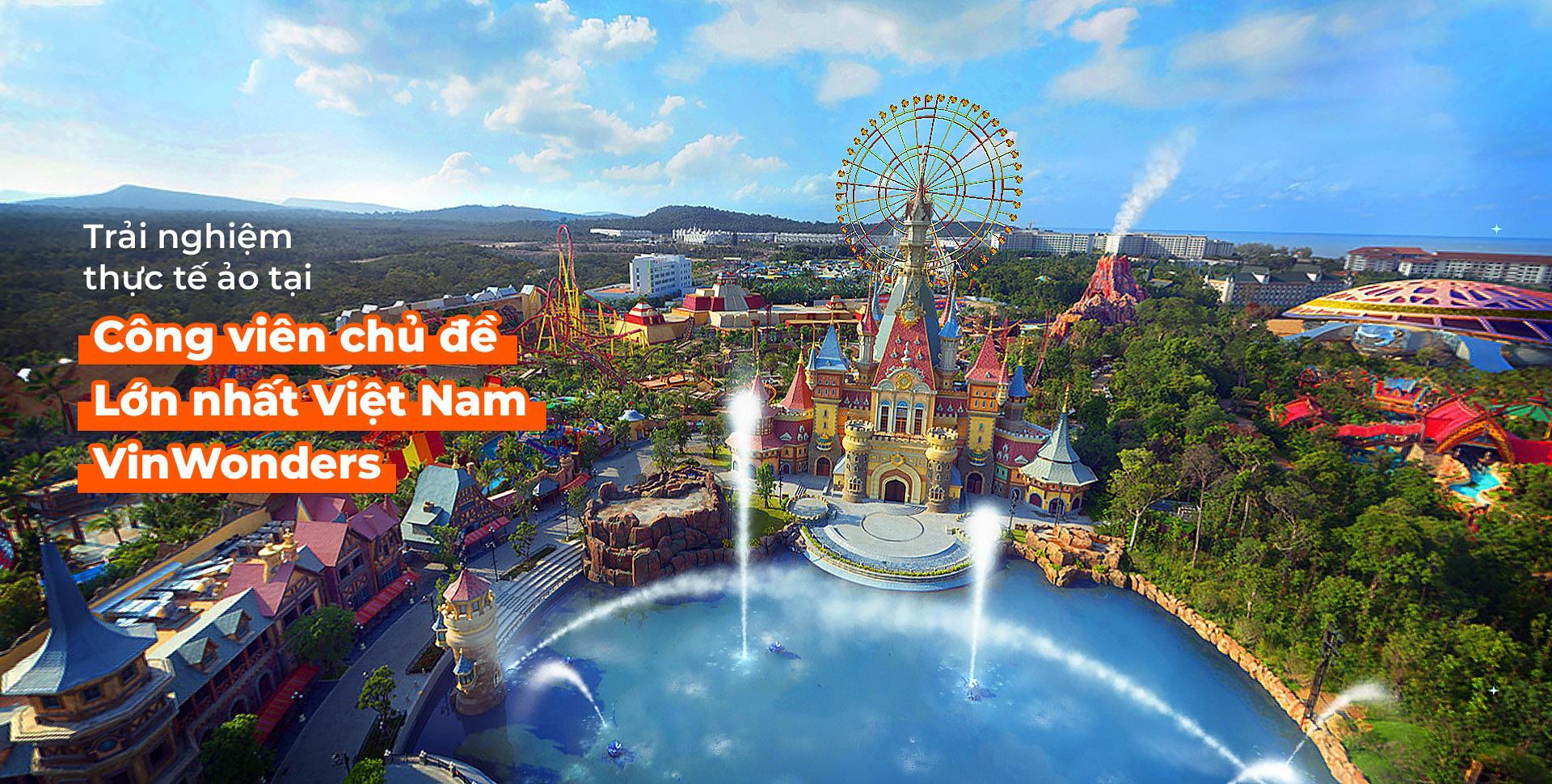 """Khám phá công viên chủ đề hàng đầu châu Á trên nền tảng thực tế ảo, """"săn"""" ngay 5.000 vé vào VinWonders miễn phí! - Ảnh 2."""